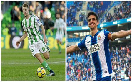 Betis y Espanyol, un duelo de canteras.