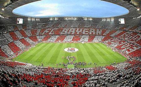 El Sevilla visitará por primera vez en su historia el Allianz Arena.