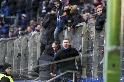 El Hamburgo cae ante el Hertha y está más cerca del descenso