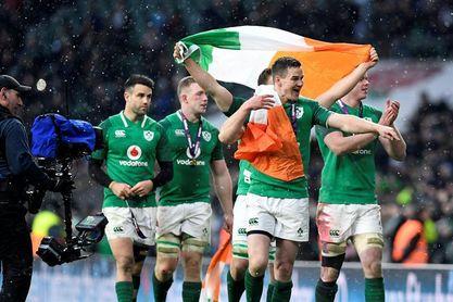 """Irlanda logra el """"Grand Slam"""" tras vencer por 15-24 a Inglaterra"""
