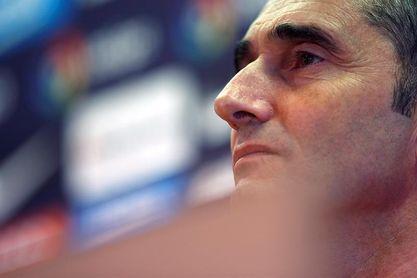 """Valverde: """"Hubiésemos firmado con sangre estar así"""""""