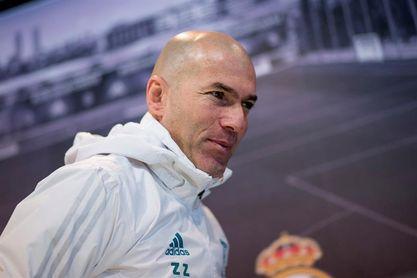 """Zidane, sobre Neymar: """"No es bueno hablar de un jugador que no es nuestro"""""""