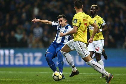 2-0. El Oporto sigue líder al ganar al Boavista con un Casillas providencial