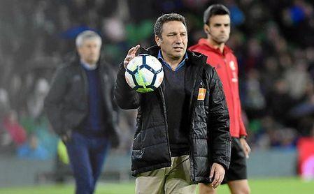 Eusebio deja de ser entrenador de la Real Sociedad.