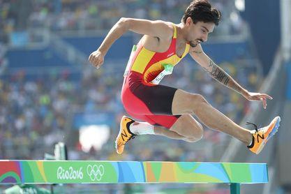 El Olímpico Fernando Carro cumple el pronóstico y gana el Universitario Nacional Cross