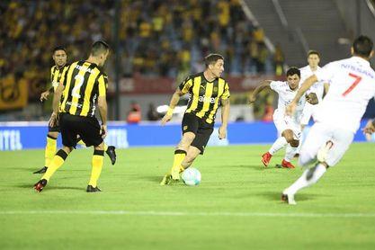 Suspendida la jornada del fútbol uruguayo por intensas lluvias