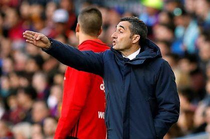 """Valverde: """"En el primer tiempo hemos sido brillantes; en el segundo, sólidos"""""""