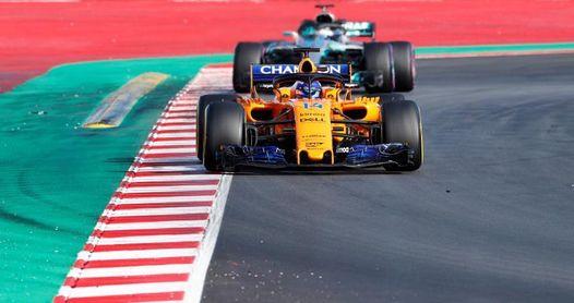 """Alonso: """"Por fin ha llegado la hora de correr"""""""
