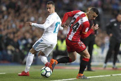 """Lucas Vázquez: """"Cuanto mejor esté Cristiano, mejor estará el Real Madrid"""""""