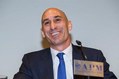 Luis Rubiales pide el voto secreto en las elecciones del 9 de abril