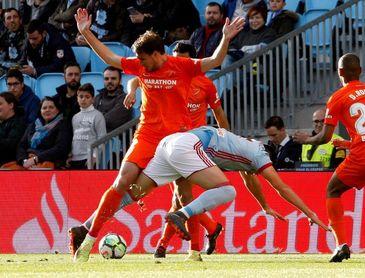 Celta de Vigo vs Málaga