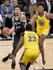 89-75. Aldridge y Spurs se aprovechan de los diezmados Warriors