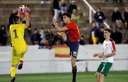 0-0. España tropieza con Bulgaria en debut en clasificatorio para el Europeo