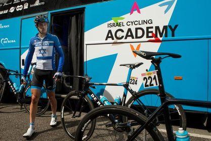 Israel Cycling Academy, el último proyecto ambicioso desde Oriente Próximo