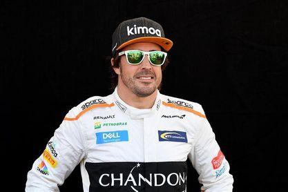 Alonso espera estar regularmente en puntos y luchar con los cinco primeros
