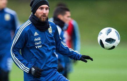 La Argentina de Messi mide en Manchester el cambio generacional de Italia