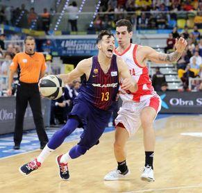 El Barcelona se pone a prueba contra un Baskonia en racha