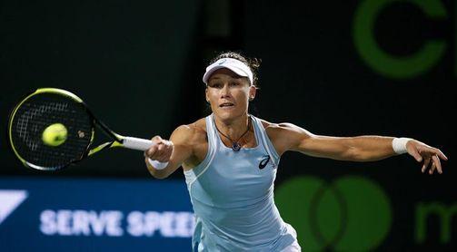 La puertorriqueña Mónica Puig pasa a segunda ronda en Miami al ganar a Stosur
