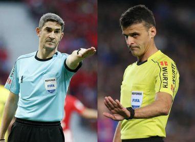 La final de Copa, entre Undiano y Gil Manzano