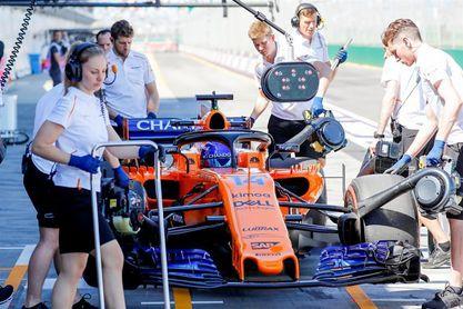 """Alonso: """"Perdimos tiempo en la primera sesión pero lo recuperamos en la segunda"""""""