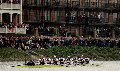 Cambridge reta a Oxford en busca de revancha en la 164 edición de su regata