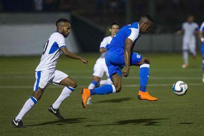 Jaime Moreno vuelve a Nicaragua con gol, asistencia y ovaciones