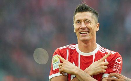 El Bayern busca sustituto a Lewandowski