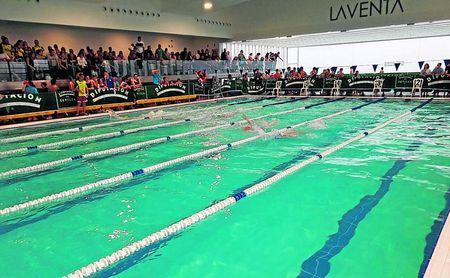 La natación arranca con mucha fuerza