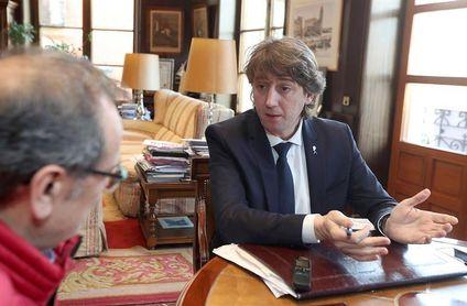 Soria presenta su candidatura para ser en 2019 Ciudad Europea del Deporte