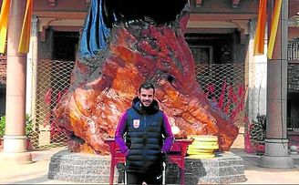 Del Sevilla a triunfar en la Superliga china