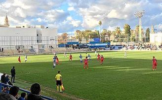 Écija Balompié-AD Mérida (0-0): Un punto que sabe a poco