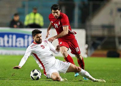 1-0 Una gota de calidad de Khazri da la victoria a Túnez sobre una floja Irán