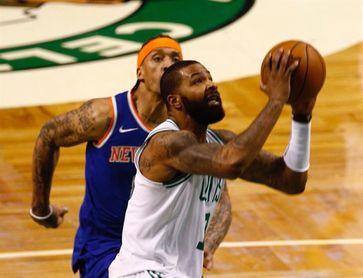 100-105. Morris y los Celtics se afianzan sublíderes en su Conferencia