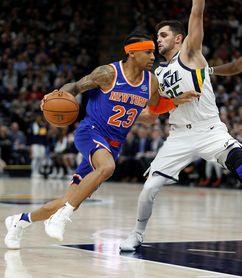 97-101. Burke regresa como titular y lidera triunfo de los Knicks