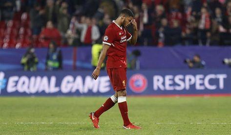El defensa Joe Gomez se cae de la convocatoria de Inglaterra por lesión