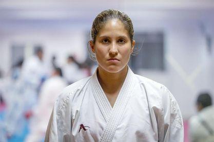 La peruana Alexandra Grande apunta al primer podio olímpico del kárate