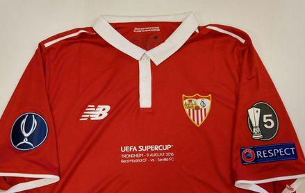 El distintivo UEFA que sólo podrá llevar el Sevilla