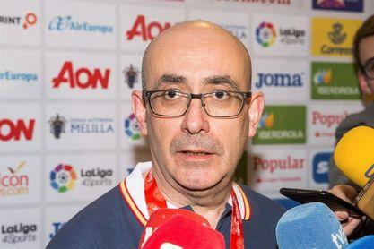"""Jordi Ribera: """"Estamos eufóricos, pero los rivales ya piensan en ganarnos"""""""