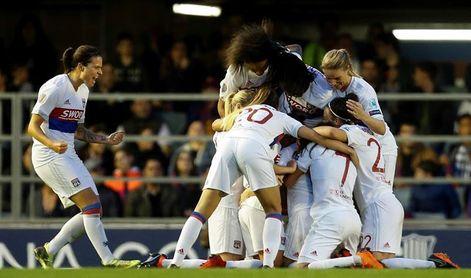0-1. El Olympique de Lyon apea al Barça de la semifinal