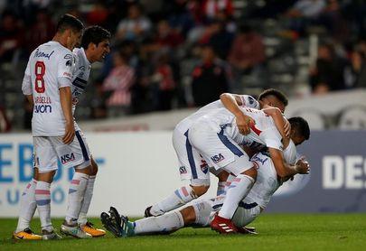 Nacional defiende su flamante liderato en Paraguay seguido de Olimpia a un punto