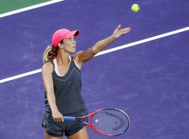 Collins, de la fase de calificación a las semifinales en Miami tras ganarle a Venus