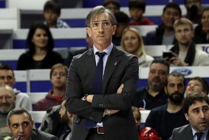 """Moncho Fernández: """"Burgos es un equipo muy serio, nunca se desengancha"""""""