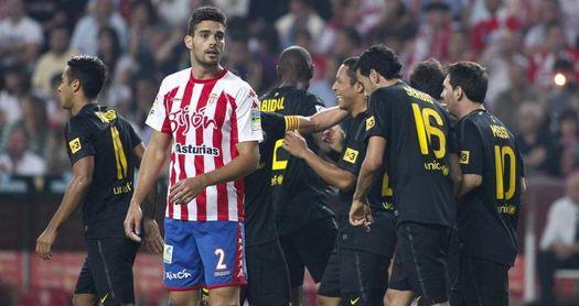 El TS ratifica condena al Sporting, que deberá pagar 1,2 millones al Barça