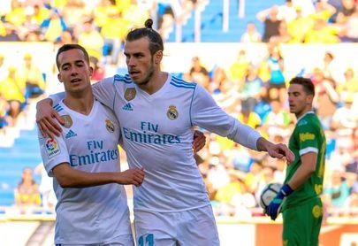 El Real Madrid cumple con triunfo ante Las Palmas (0-3)
