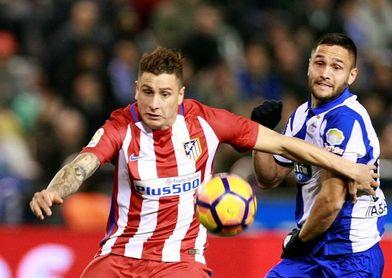 El Atlético, contra las bajas y la necesidad del Deportivo