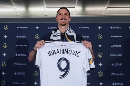 Ibrahimovic asegura sentirse joven y listo para conquista la MLS