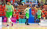 M. Fuenlabrada 91-94 Real Betis: Sufrimiento y victoria capital