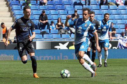 0-0. Espanyol y Alavés empatan a nada en un partido aburrido