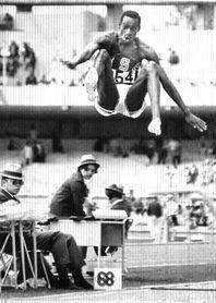 ´Bob´ Beamon y su salto de 8,90 metros a la gloria