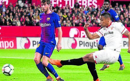 El gol aleja al Sevilla de la perfección
